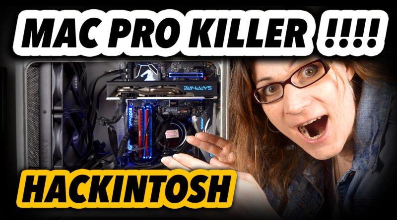 12-core Mac Pro Killer | Hackintosh Build 2019