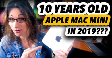 Apple Mac mini Late 2009 - Is It Worth in 2019 - 4K Video Editing?