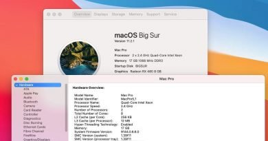 Mac Pro 5.1 running latest macOS 11 Big Sur