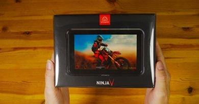 Atomos Ninja V Unboxing