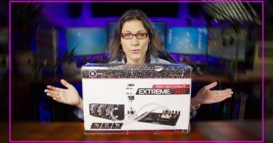 Extreme Water Cooling - AMD Ryzen 3970x Threadripper Hackintosh