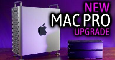 Apple Mac Pro Gets New Upgrade! New GPUs