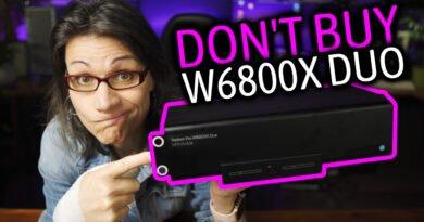 Apple AMD Radeon Pro W6800X DUO - Don't Buy It!